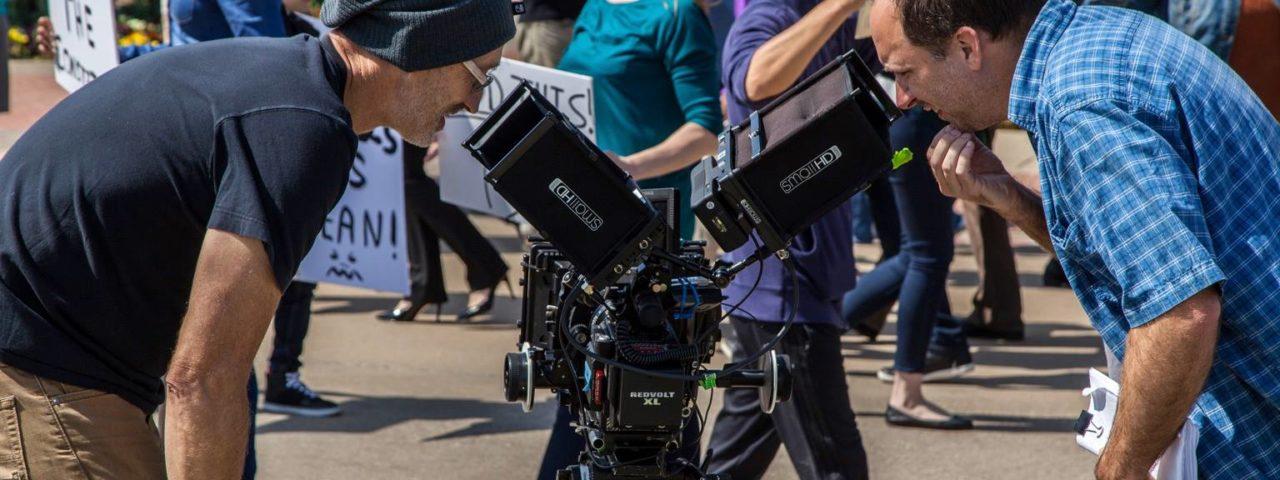 David directing 2