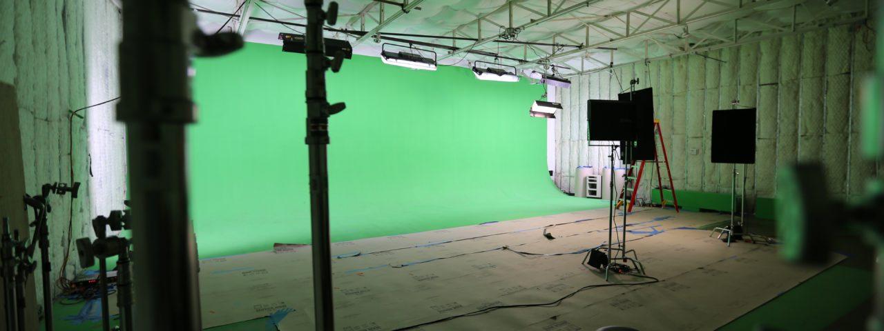 Green Screen Film Studio in Dallas, TX